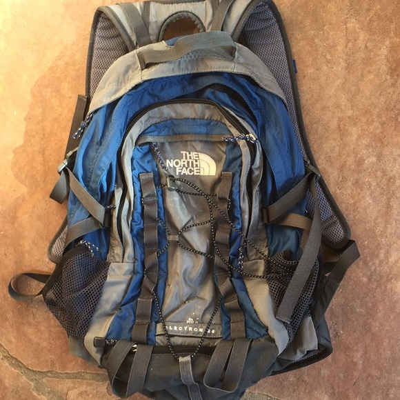 9668808ca North Face Electron 26 backpack